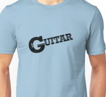 Alpha Guitar Unisex T-Shirt