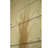 Shadow's Shadow © Vicki Ferrari Photographic Print
