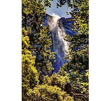Bridal Veil Falls Photographic Print