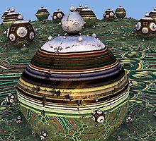 M3D:  IED Landmines (G0882) by barrowda