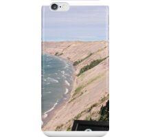 Pictured Rocks Dunes iPhone Case/Skin