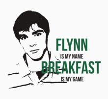 Flynn Loves Breakfast T-Shirt