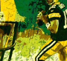 Aaron Rodgers Collage 2015 Sticker