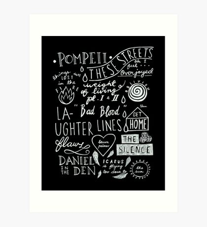 DARK STORMER Art Print