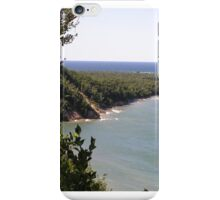 Lake Superior Shoreline iPhone Case/Skin