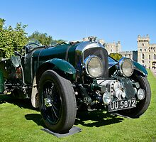 Bentley Blower at  Windsor Concours of Elegance 2012 by MarcW