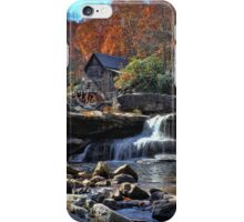 Postcard From West Virginia  iPhone Case/Skin