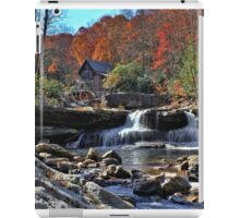 Postcard From West Virginia  iPad Case/Skin