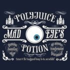 Mad Eye's Polyjuice potion by Purplecactus