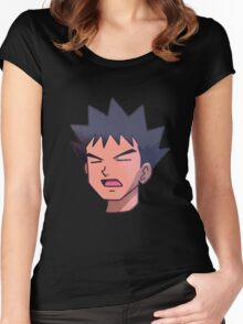 Brock Women's Fitted Scoop T-Shirt