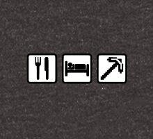 Eat,Sleep,Mine,Repeat T-Shirt