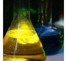 Lab bar. II Photographic Print