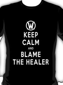 healer did it T-Shirt
