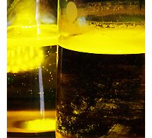 Lab bar. III Photographic Print