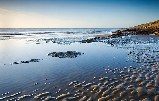 Dunraven Bay 01 by Paul Croxford