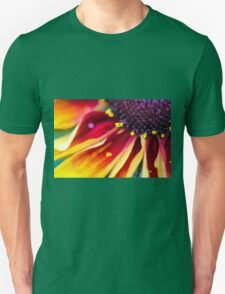 Rudbeckia - red and yellow T-Shirt