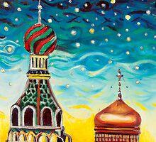 Skyline and Stars by Gillian Sinclair