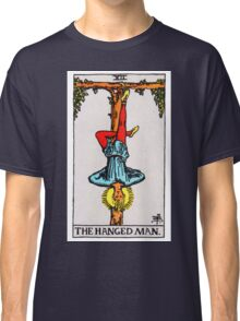 Tarot Card - The Hanged Man Classic T-Shirt