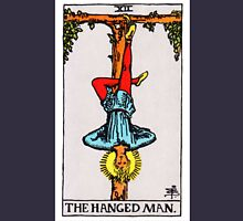 Tarot Card - The Hanged Man Long Sleeve T-Shirt