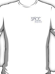Spice Publications Blue Logo T-Shirt