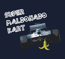 Super Maldonado Kart by wtf1