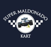 Super Maldonado Kart Classic by Tommy Bee