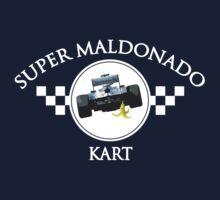 Super Maldonado Kart Classic by Tommy Bee