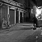 Streetscape by Mojca Savicki