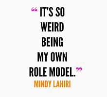 Role Model Womens Fitted T-Shirt