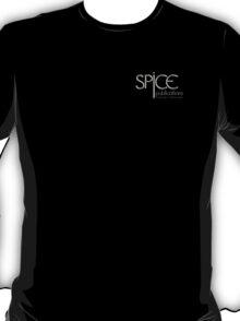 Spice Publications Grey Logo T-Shirt