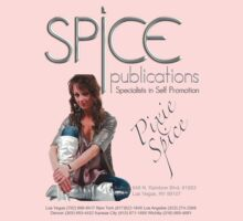 Spice Publications - Pixie Spice Kids Tee