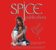 Spice Publications - Pixie Spice Baby Tee