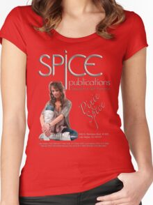 Spice Publications - Pixie Spice Women's Fitted Scoop T-Shirt