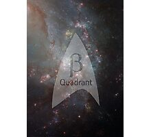Beta Quadrant Photographic Print
