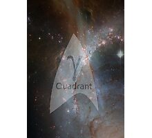 Gamma Quadrant Photographic Print