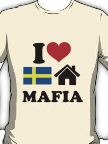 I Love Swedish House Mafia T-Shirt