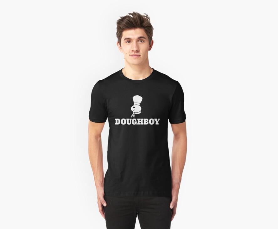 DOUGHBOY in White by popnerd