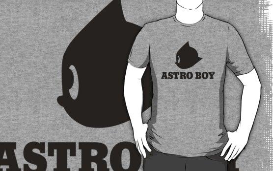 Astro Boy by popnerd