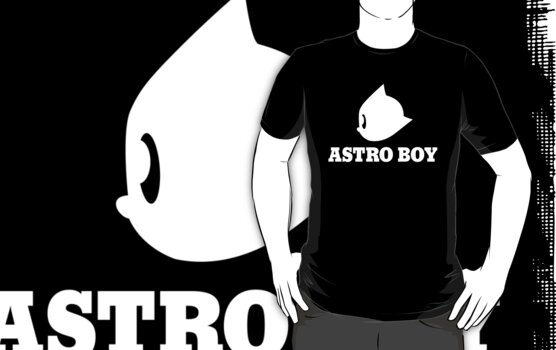 Astro Boy in White by popnerd