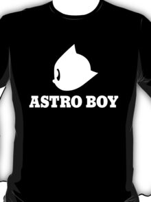 Astro Boy in White T-Shirt