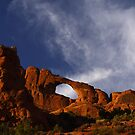 L'arc en roche by Tim Scullion