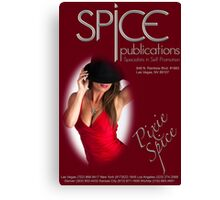 Spice Publications - Pixie Spice Poster 4 Canvas Print