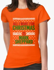 All I Want For Christmas (Mark Sheppard) T-Shirt