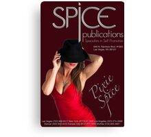Spice Publications - Pixie Spice Poster 5 Canvas Print