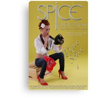 Spice Publications - Pixie Spice Poster 6 Canvas Print
