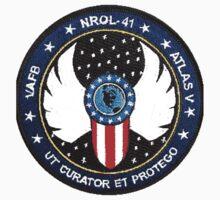 NROL-41 (Gladys) Program Logo by Spacestuffplus