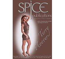 Spice Publications - Terry Poster  Photographic Print