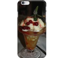 Ice Cream Sundae iPhone Case/Skin