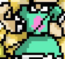 Pixel Star Vs Sticker