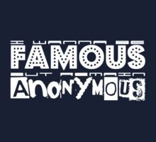 Anonymous fame (in white) by FMelo